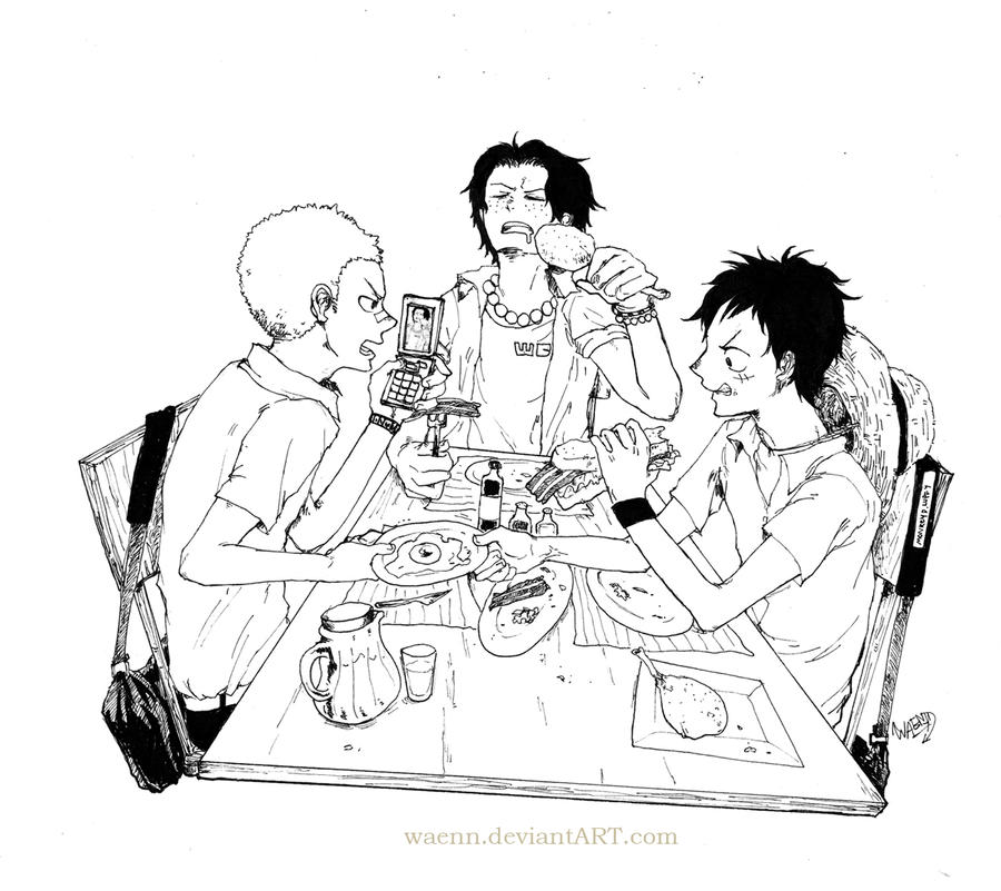 bad table manners And although table manners here are much more relaxed, there are still a few rules of dining etiquette you should pay attention to take an average sized serving – it is bad form to find you can only eat half the food on your plate and that your excess caused a fellow guest to miss out on the dish entirely.