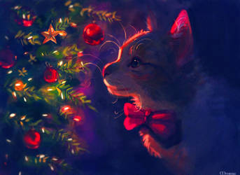 Christmas Warmth by Meorow