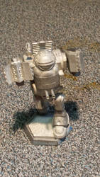 Modified Mackie front view by beachhead1973