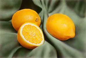 Lemons by jsalozzo