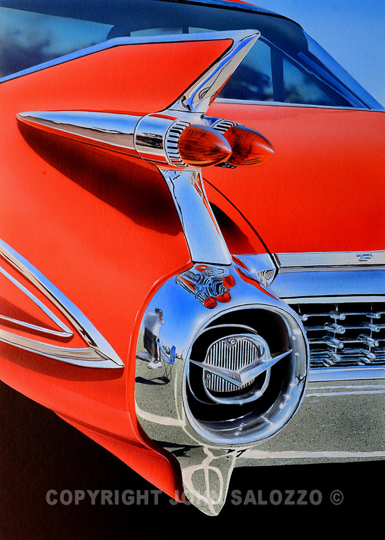 1959 Fleetwood by jsalozzo
