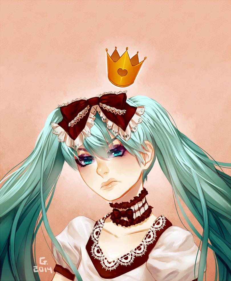 World Is Mine [Hatsune Miku] by fettuccinealfredo