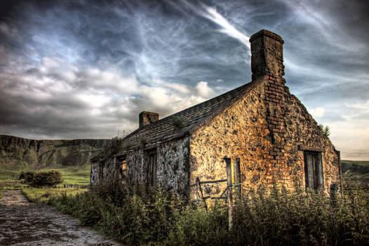 Irish Cottage HDR.