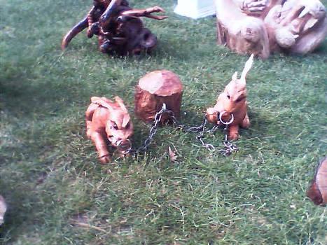 Vorpal Guard Rabbits