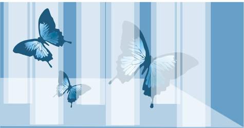 absolut blue by mrbeto