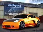 Nissan 350z Virtual Tuning