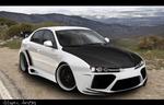 Alfa Romeo 159 Virtual Tuning