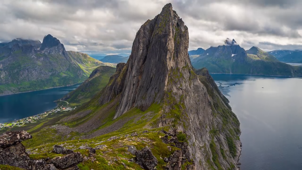 paysage du Norway by boodlemoo