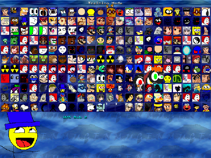 My Hi-Res WinMUGEN Roster of 10-4-2014 by Neopets2012 on DeviantArt