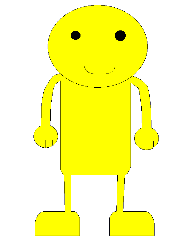 Yellow Man by Neopets2012 on DeviantArt