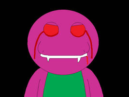Some Picture of Evil Barney