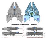 YT-1930 Stock Light Freighter
