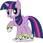 Twilight Sparkle - Magnegrind Boots