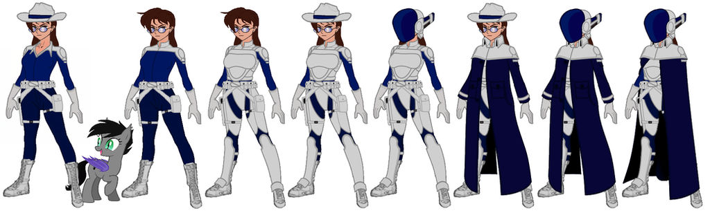 The Power of Epona: main costume set
