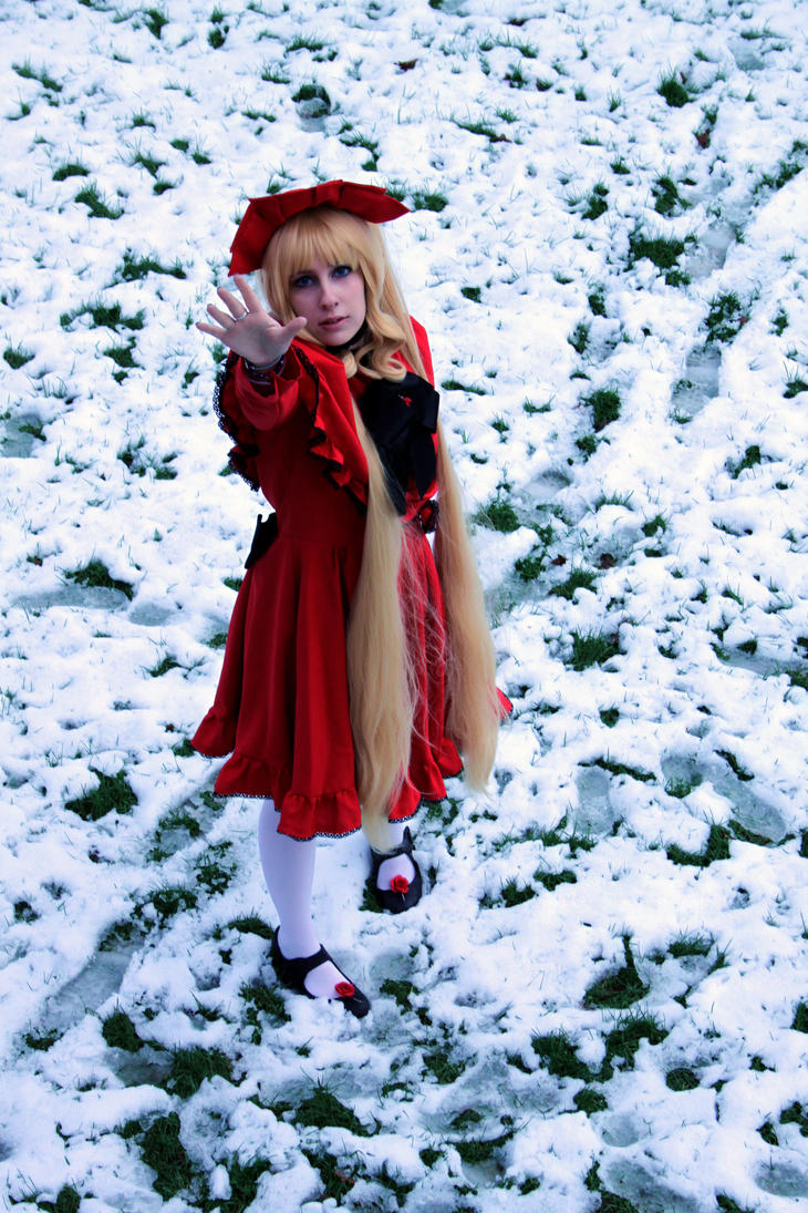Rozen Maiden Shinku cosplay by sakykeuh