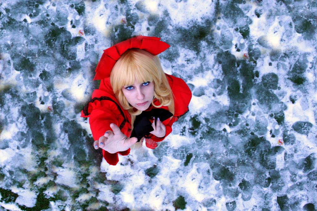 Rozen maiden cosplay - reaching you by sakykeuh