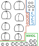 Plushie Emote Base Pack by greenafire