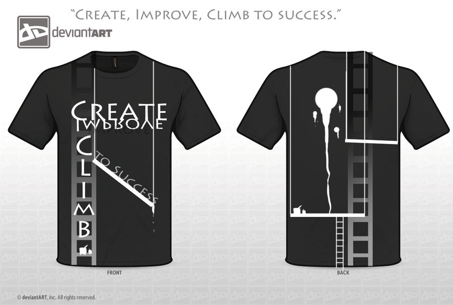 Art Scaffolding of Success by justFiyen