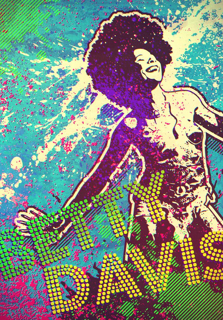 Betty Davis Explodes! by AbelMvada