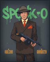 Spock-O - Vulcan Gangsta by AbelMvada