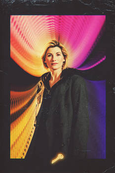 Doctor Who - Jodie Whittaker as the 13th Doctor