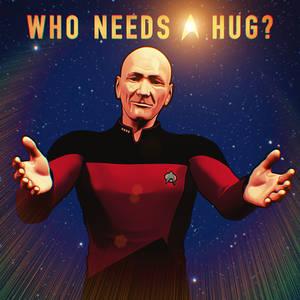 Picard - Who Needs A Hug