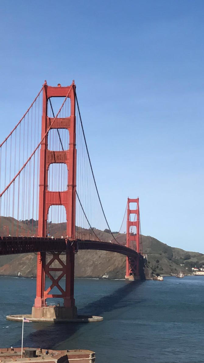 Golden Gate Bridge by NovaFox47