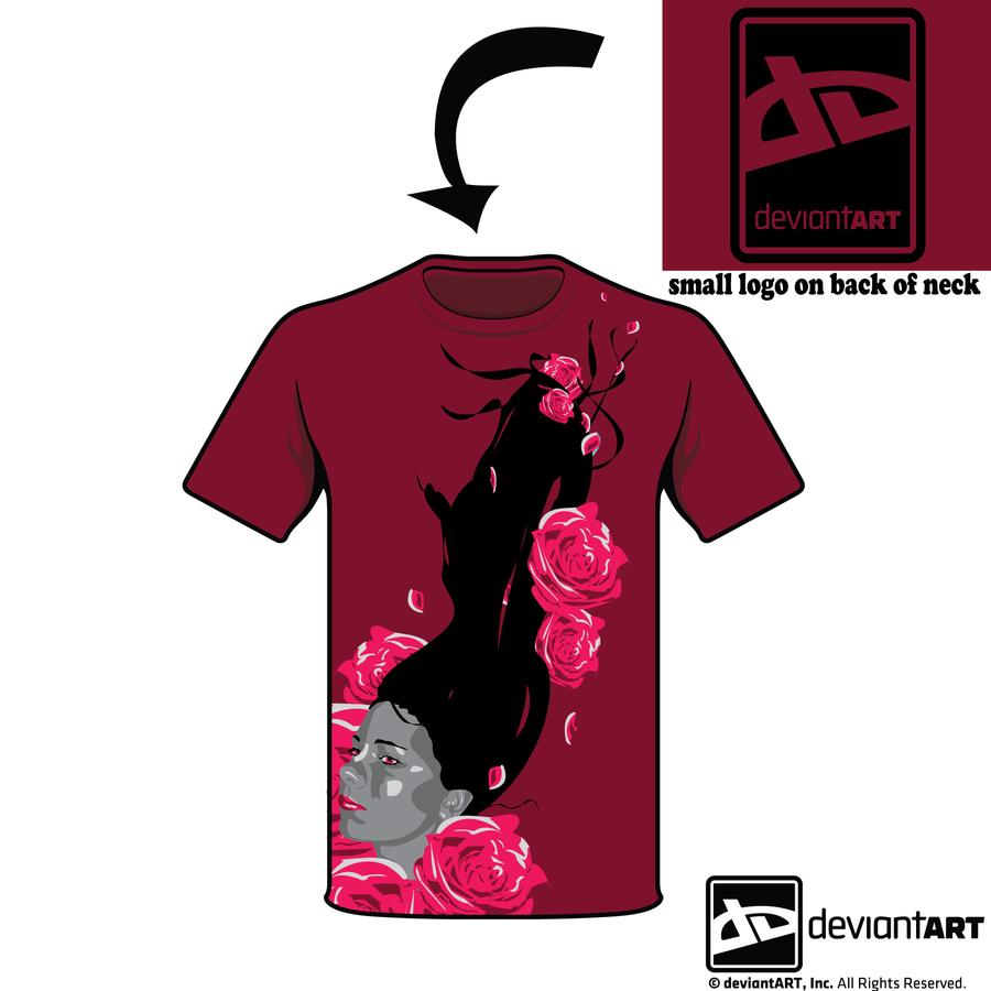 Design Battle Entry: Roses by 3r1k4