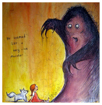 polly and the nice monster