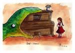 Bad snake