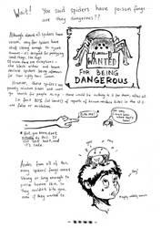 Spiders! Pg4 by bonzaialsatian