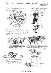 Spiders! Pg5 by bonzaialsatian