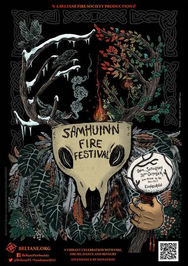 Samhuinn poster preview by bonzaialsatian