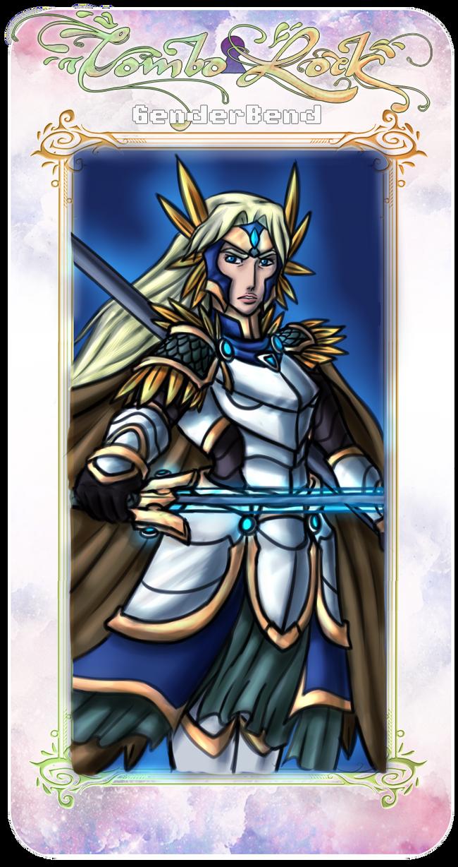 OL - Lady Ion v2 by Dante-Aran