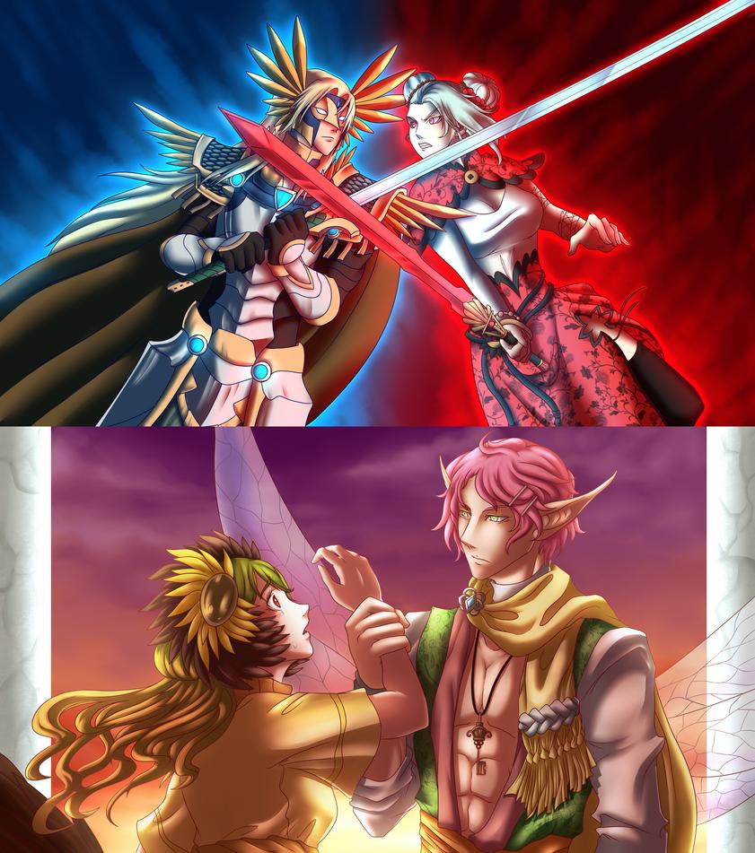 OL - Confrontations at Khadroma by Dante-Aran