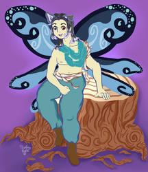 Patreon Custom Fairy Avatar | Midnigh