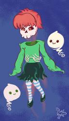 PA | Mystery Skulls Persona for de Pick