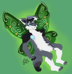 Patreon Custom Fairy Avatar | Prince David