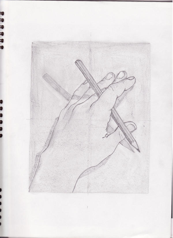 Hand by PurpleDelirium