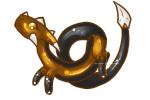 :.PC.: Siriky Mini Chibi by Snowfleet