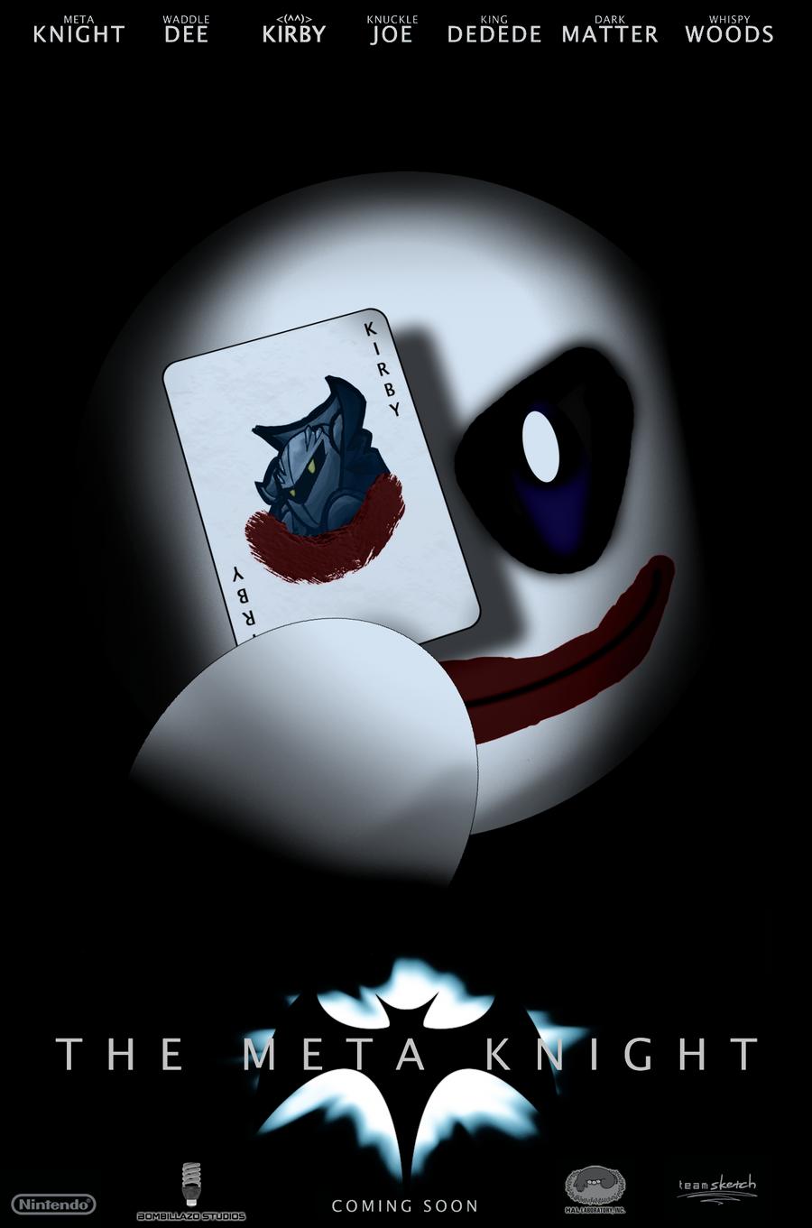 The Meta Knight -V2- by Bombillazo on DeviantArt