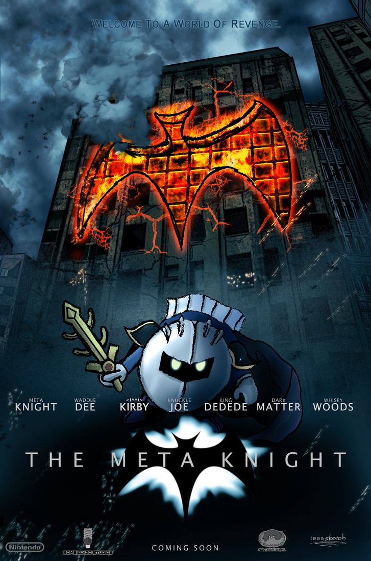 The Meta Knight -V5- by Bombillazo on DeviantArt