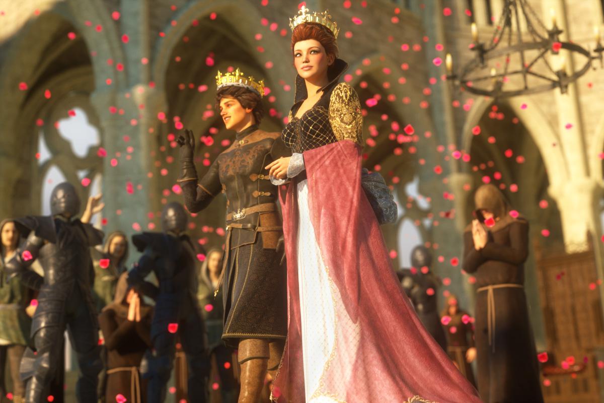Medieval Fantasy Dress Newsletter By Joelegecko On Deviantart