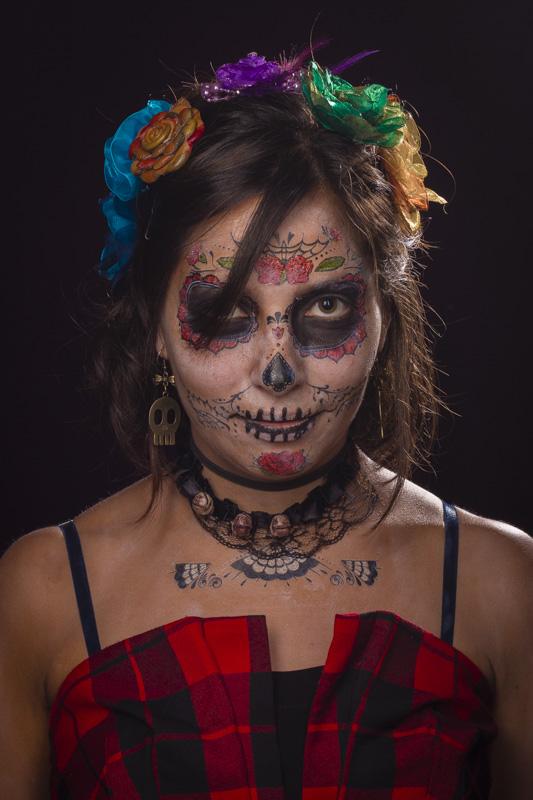 Dia de Los Muertos by joelegecko