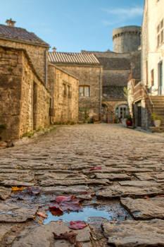 La Couvertoirade ( Medieval Village )