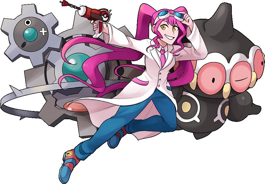Commission: Trainer Alex by Scarletify