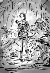Yeti by Akemimi