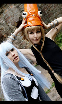 Soul Eater: Aggravated Theft.