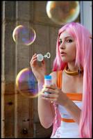 Eureka Seven: Bubbles. by m-a-g-i