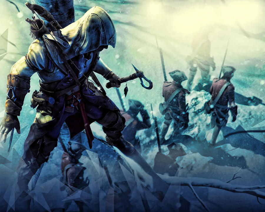 Assassins Creed 3 Wallpaper By Thenextlover